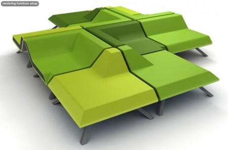 furniture renderings by brian garret