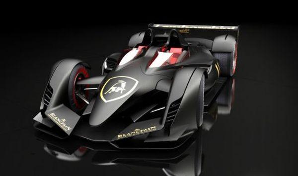 Lamborghini LMP-F