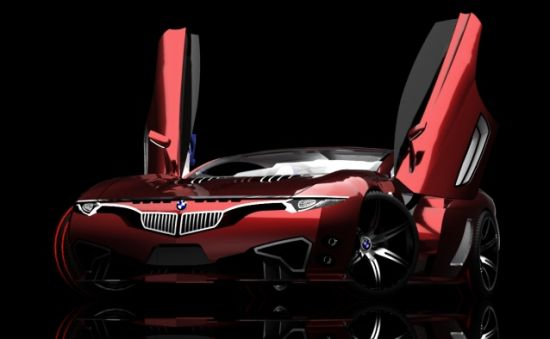 After Bmw X9 Khalfi Oussama Intros Sporty Bmw Flash Concept Designbuzz
