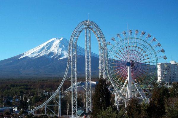 Dodonpa-Roller-Coaster