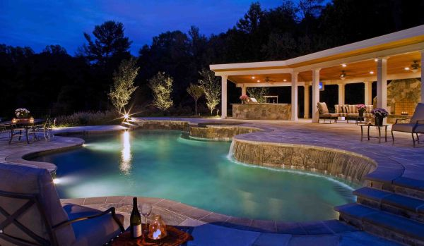 Top ideas for swimming pool designs designbuzz for Pool design virginia