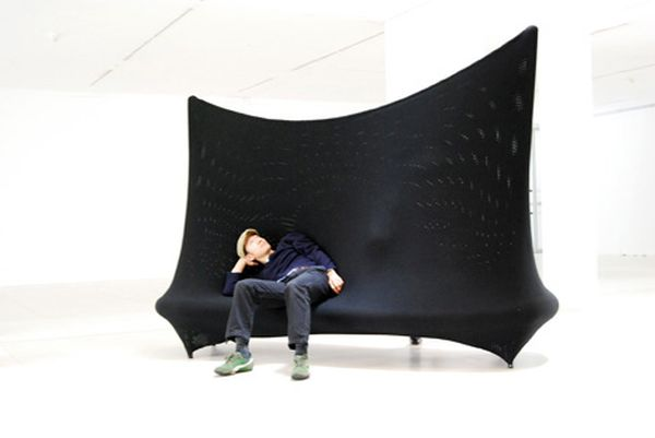 Merveilleux Behind The Wall Sofa1
