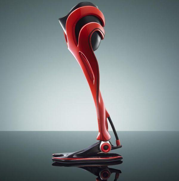 CADENCE prosthetic leg