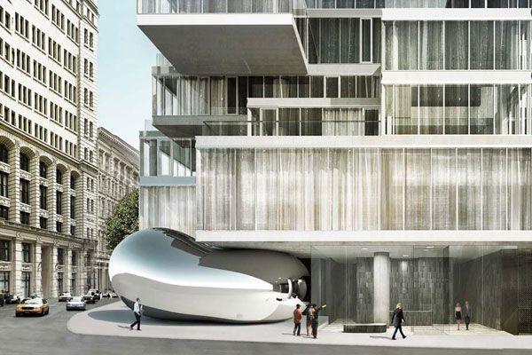 Global Landmark project by Herzog