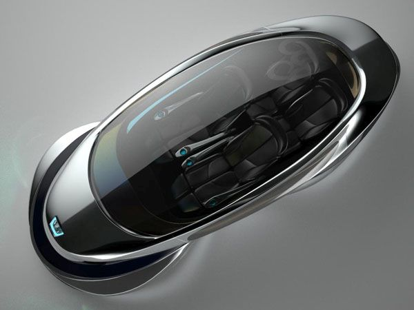 MagLev Racer car 2