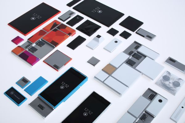 Project Aria is a smart phone concept