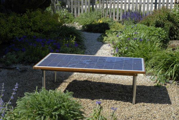 Solar Table