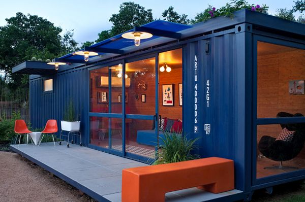 Guesthouse container