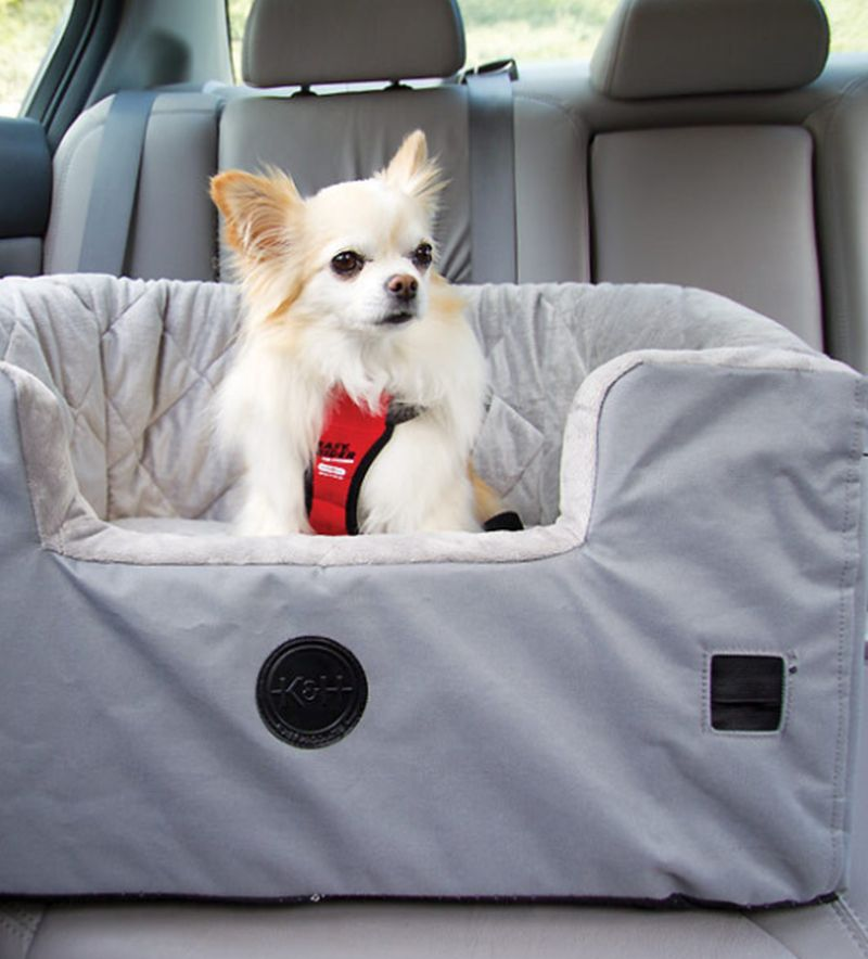 K&H car seat for large dogs