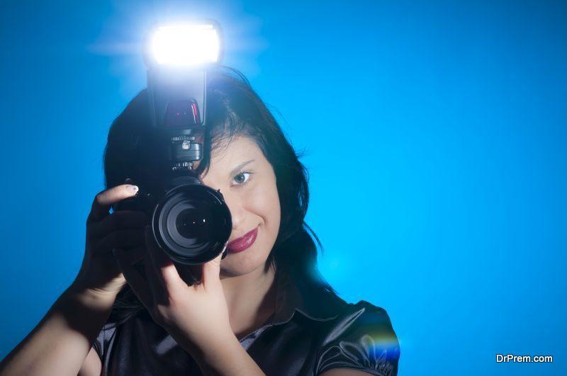 Flash-Photography