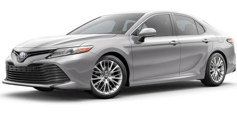 Toyota's Camry Hybrid