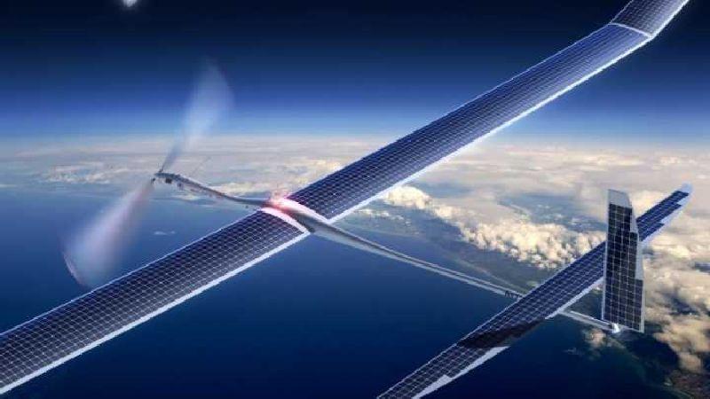 Solar drones
