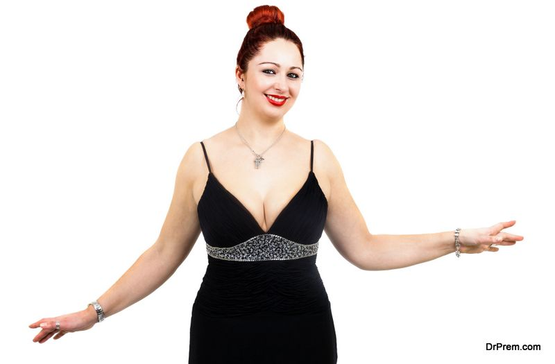 Plus size clothing for styling your curvy body