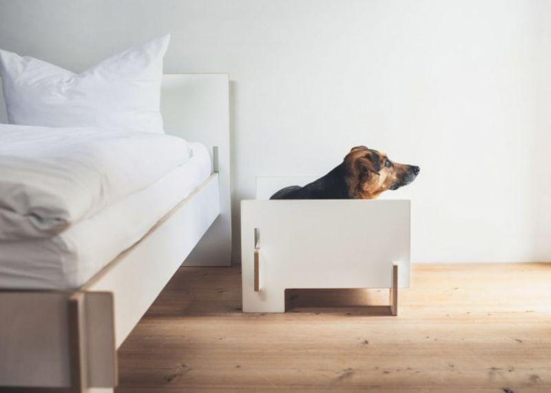 The Klaffer bed by Nils Holger Moorman