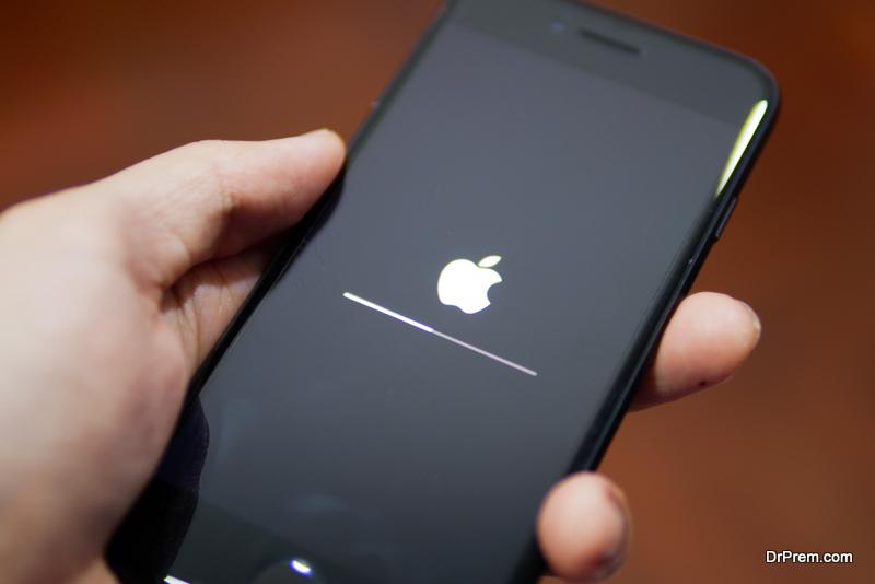 new iOS 12