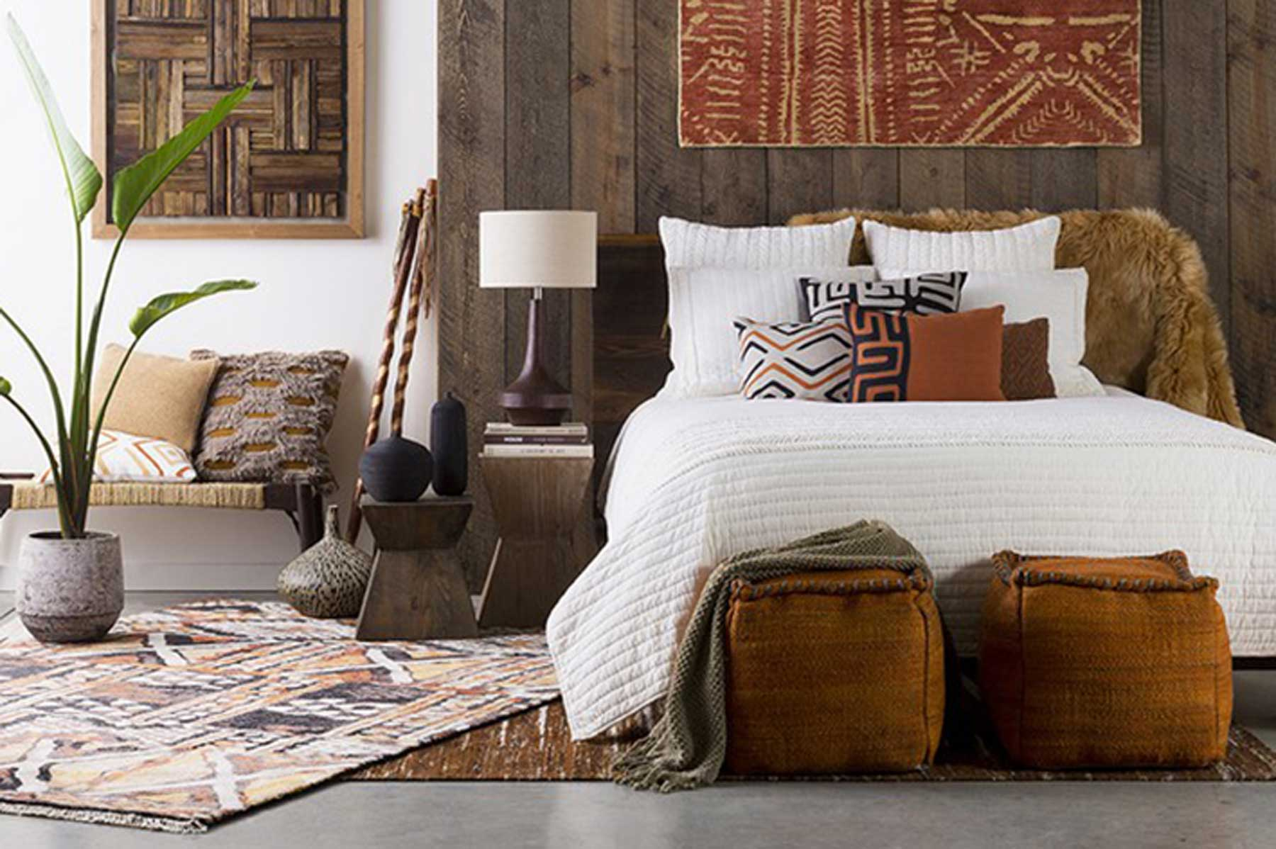 Tribal interior design - A style guide to help you ... on Room Decir  id=52941