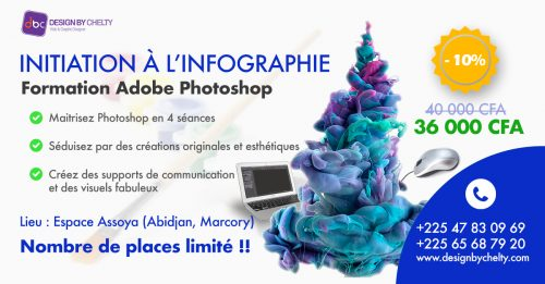 Formation Infographie - Photoshop