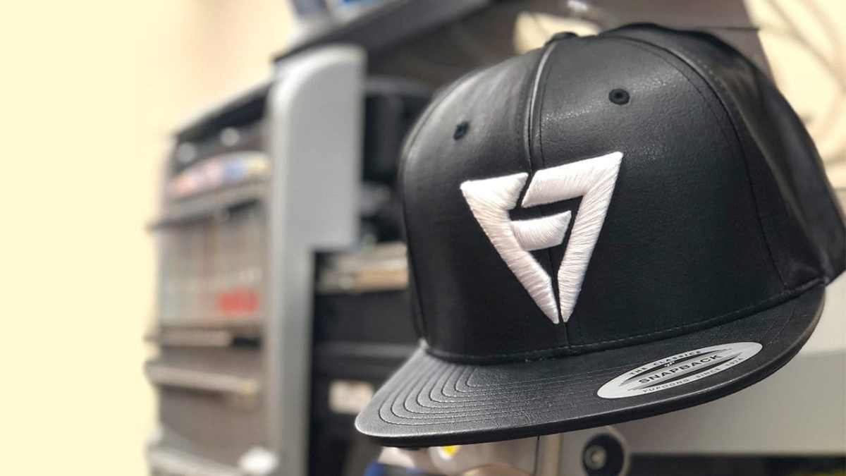 Design By Creative Fliptunes Music Snapback Yupoong 3D Embroidery