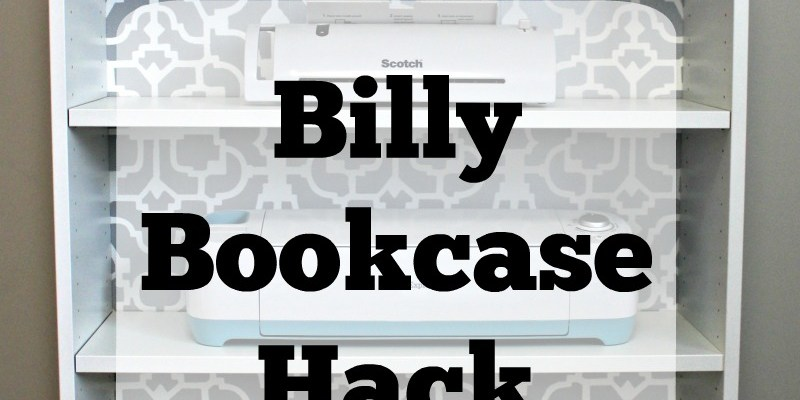 Billy Bookcase Hack