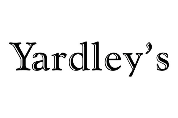Logo Reproduction – Yardley's