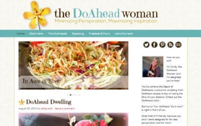 do ahead woman - doaheadwoman.com