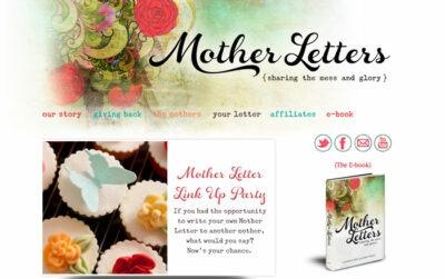 Mother Letters - motherletters.com