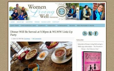Women Living Well - womenlivingwell.org