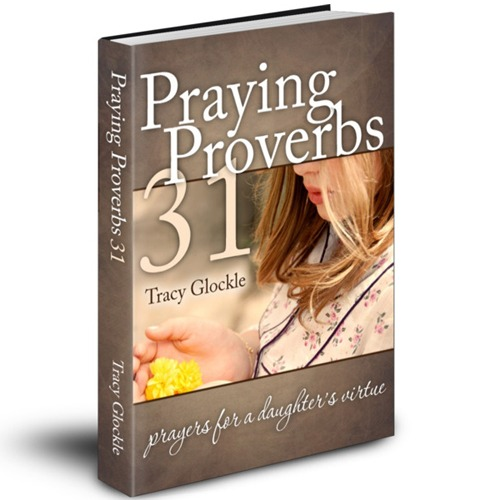 Praying Proverbs 31, by Tracy Glockle