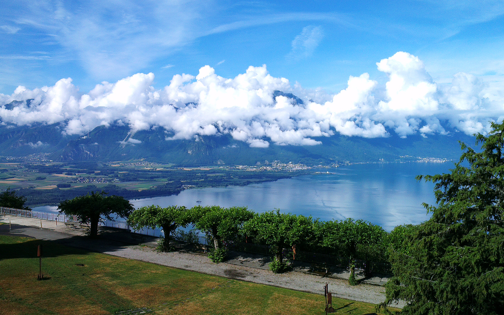 Caux, Switzerland
