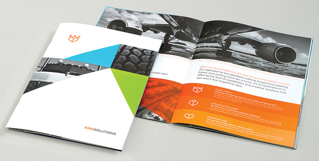 20 Colorful Brochure Designs for Inspiration - DesignCanyon