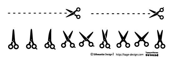 シルエットデザイン