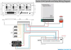G540 Spindle and Relay Wiring Diagram – The Blog