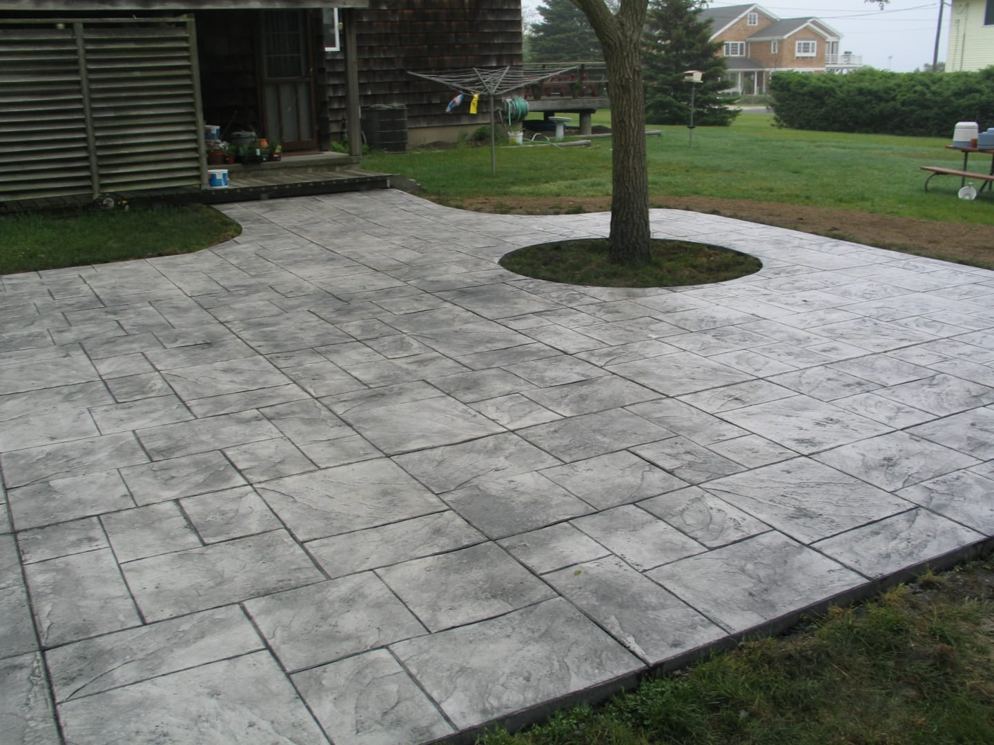 Patios | Design Concrete Corp on Backyard Concrete Patio Designs  id=55926
