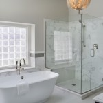 Leawood Lifestyle Magazine Features Our Project Spectacular Stand Alone Tubs Design Connection Inc