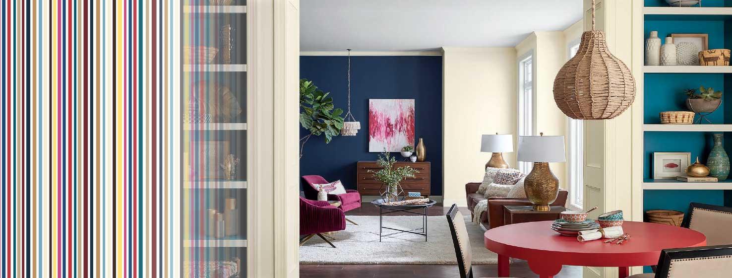 Predicting 2018 Interior Design Trends: COLOR