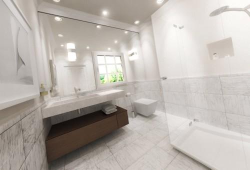 Bathroom Interior Design Ideas | DesignCoral on Main Bathroom Ideas  id=95009