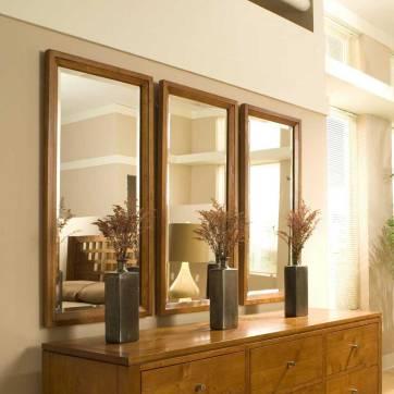 espelhos feng shui