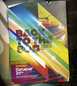 indie-vintage-poster-template