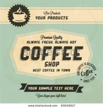 stock-vector-retro-vintage-coffee-background-with-typography-95659927