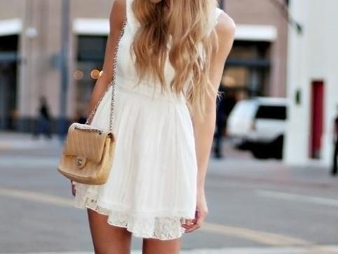 Branco no verão