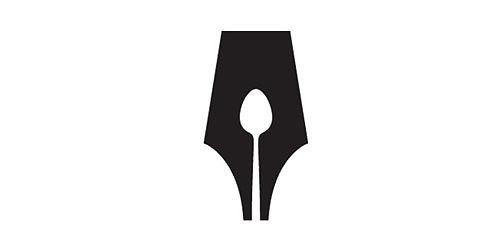 Logotipo da Associação de Escritores Especializados em Comida: Food Writers.
