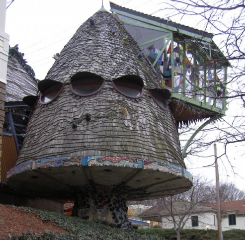 Mushroom House, Cincinnati