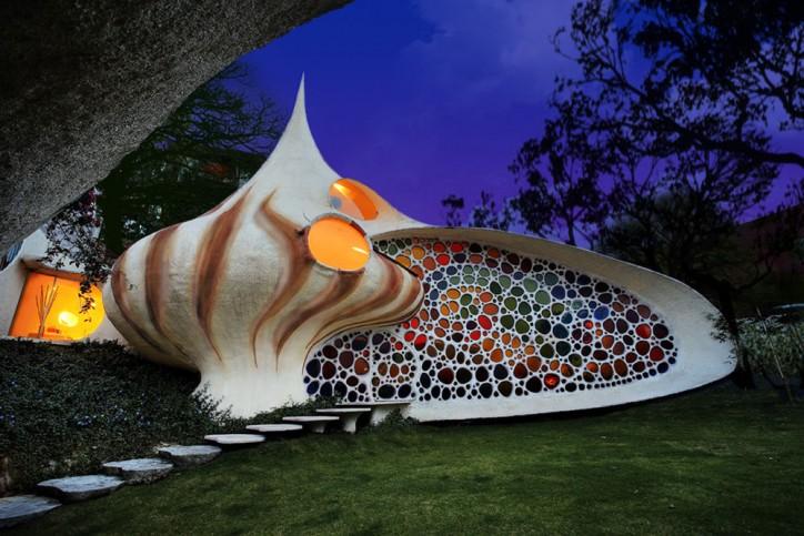 Nautilus House, México