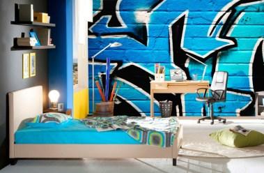 Graffiti Bedroom