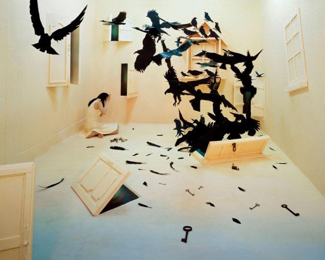 JeeYoung Lee_Black Birds