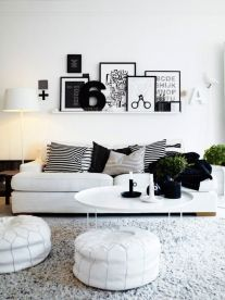 Black & White Decor 10