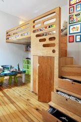 Espaço infantil multifuncional, divertido e criativo