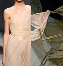 Arte de Carlie Trosclair, 2011 e Vionnet SS15