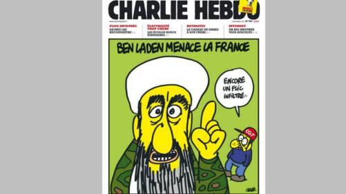 """""""Bin Laden ameaça a França - mais um policial disfarçado"""""""