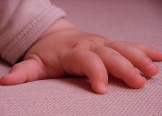 O tato é muito importante para o desenvolvimento dos pequenos